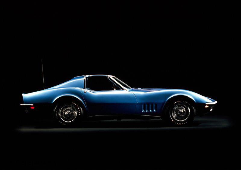 1968 Corvette Stingray