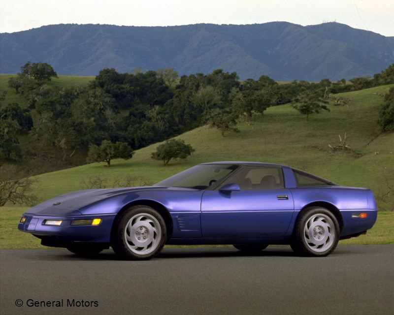 1995 Corvette ZR-1 Coupe
