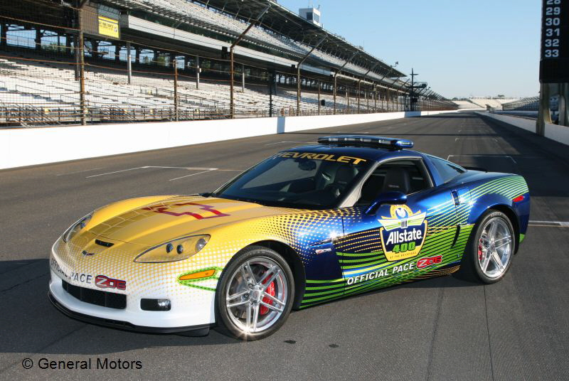 2008 Allstate Corvette Pace Car